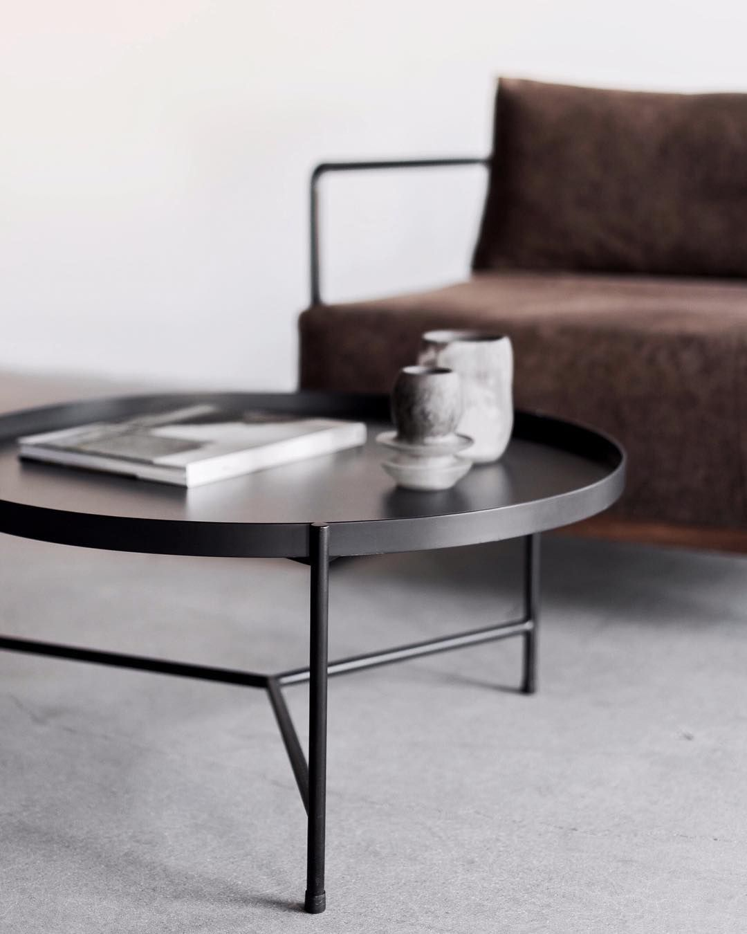 Bronson Coffee Table Paired With Our Colin Chair Coffee Table Table Furniture Design [ 1350 x 1080 Pixel ]