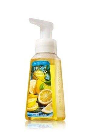 Amazon Com Bath And Body Works Fresh Picked Lemon Anti Bacterial