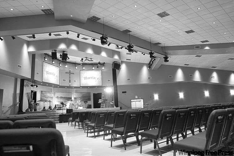 Winnipeg Evangelical Free Church Winnipeg Wedding