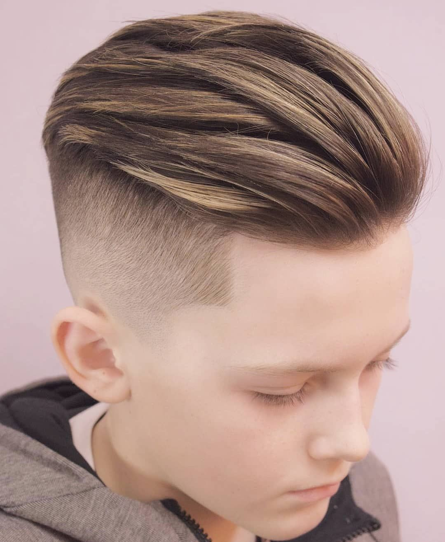 Top 12 Beautiful Hair Style Boys Boys Hairstyles
