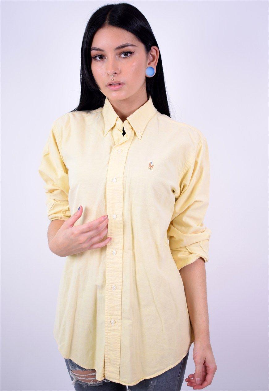 Womens Ralph Lauren Polo Shirts