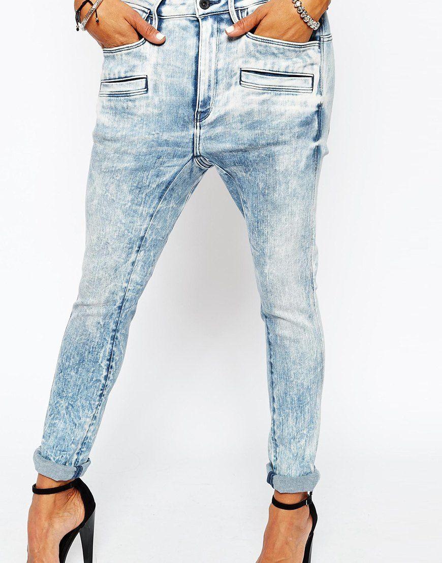 0a28989214f Image 3 of G-Star Davin 3D Low Rise Boyfriend Jeans | denim | Low ...