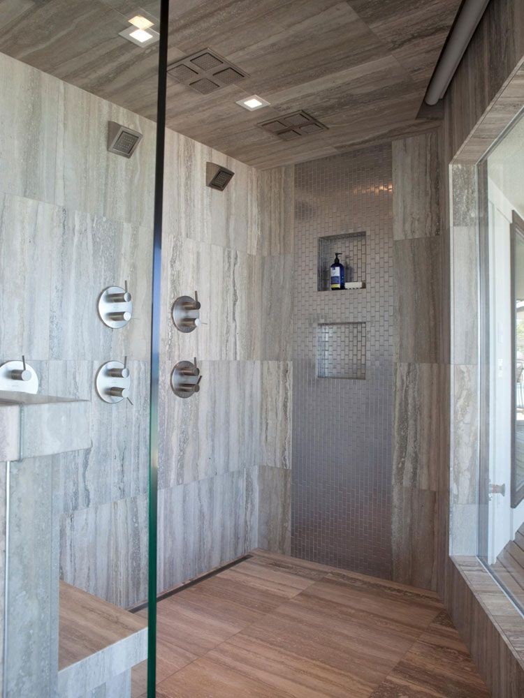 55 Modelli di Bellissime Docce Moderne Design del bagno