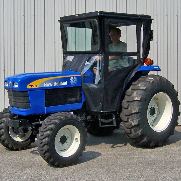 Hardtop Economy Cab For New Holland Boomer 30 35 40 50 33 37 41 47 Amp T1530 New Holland Boomer New Holland Tractor New Holland
