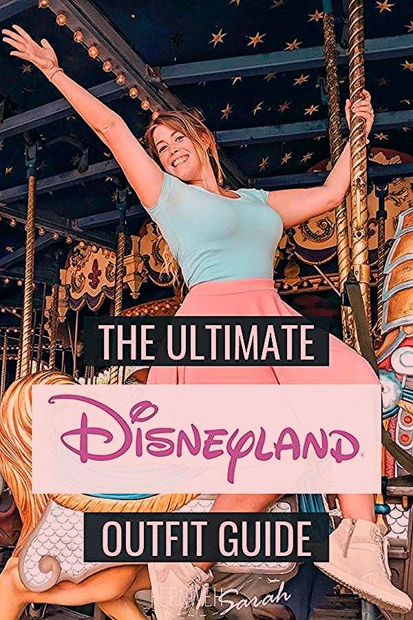 Photo of What to wear to Disneyland or Disney World – Disneyland Outfit Guide