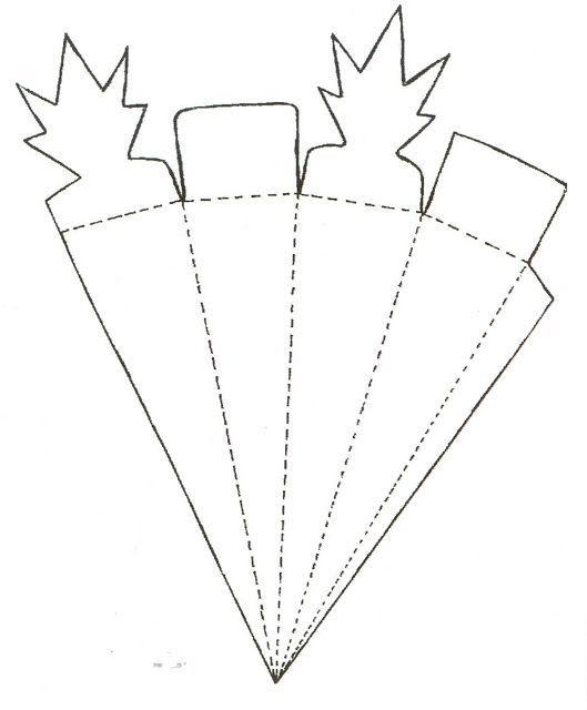 Havuc Kulah Kalibi Noel Hediyesi Paketleme 3d Kartlari Hediyeler
