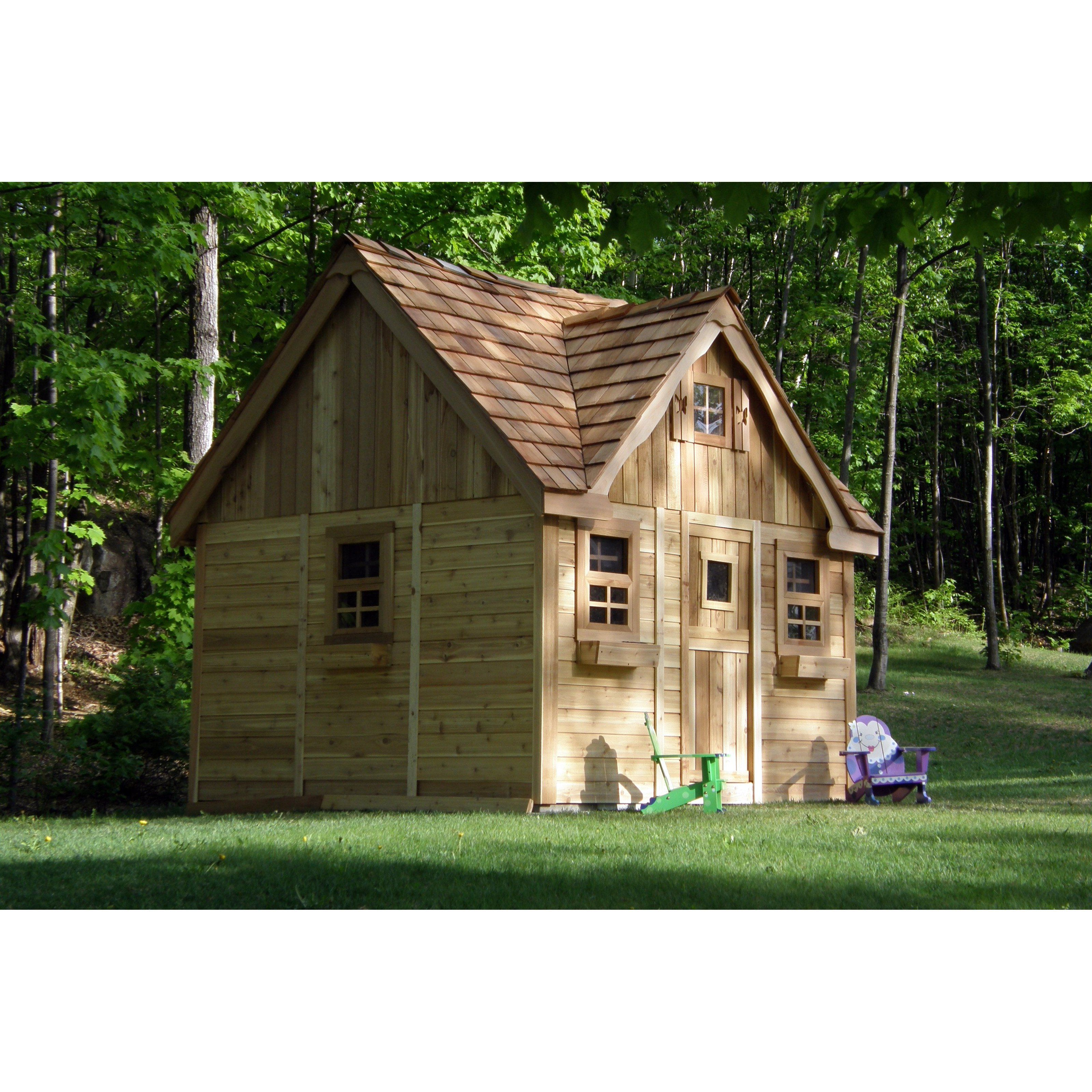 Have to have it. Laurens Cottage Playhouse - $5515 @hayneedle