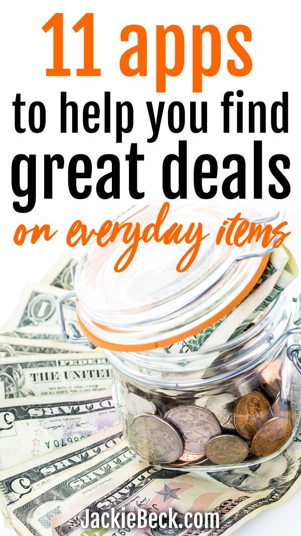 To download - helpful apps for frugal living! Getting great deals & savings...