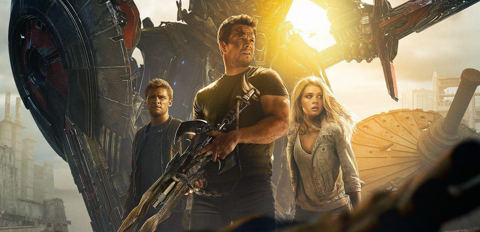 """""""Transformers 4: A Era da Extinção"""" teve divulgado novos cartazes e vídeo http://cinemabh.com/imagens/transformers-4-a-era-da-extincao-teve-divulgado-novos-cartazes-e-video"""