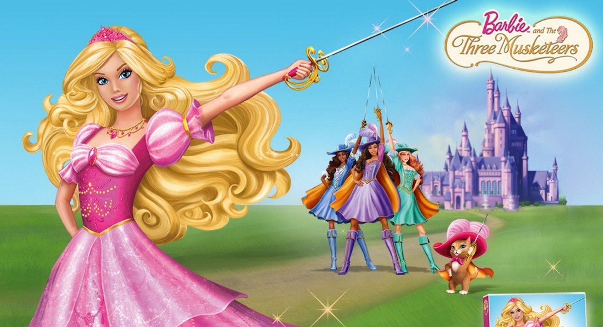 Barbie Wallpapers Free Download With Images Barbie Movies