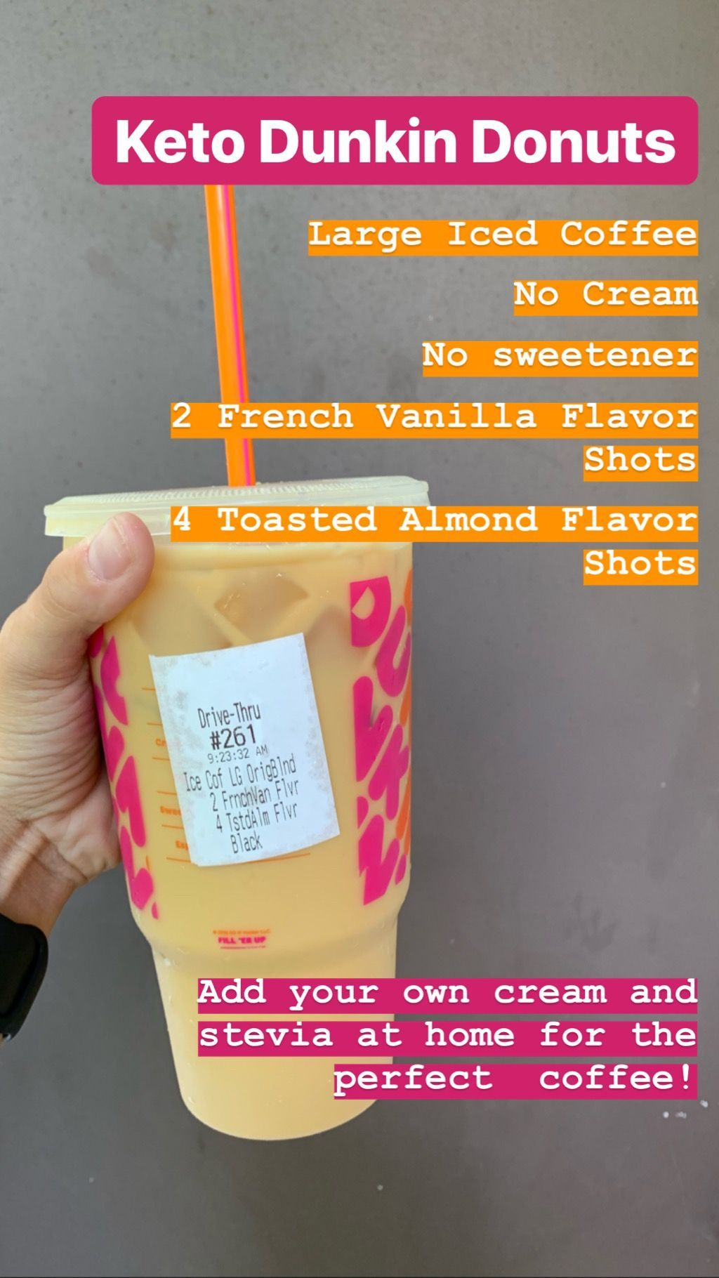 27+ What is the best iced coffee from dunkin donuts ideas
