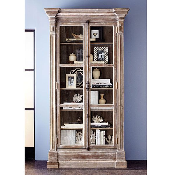 antique french ladder product bookcase bookcases with style white library buy detail