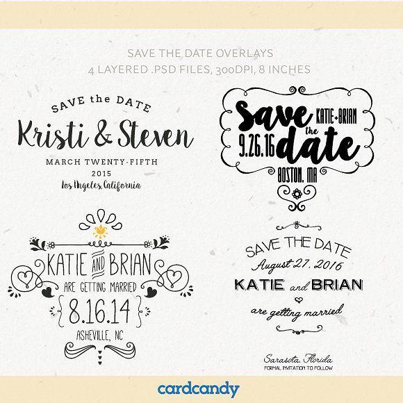 save the date card overlay templates creativework247 invitation