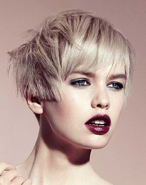 Latest Short Haircuts For Girls In 2017 Https Hairstylewomen Club Latest Short Haircuts For Girls Short Hair Styles Short Blonde Hair Short Blonde Haircuts