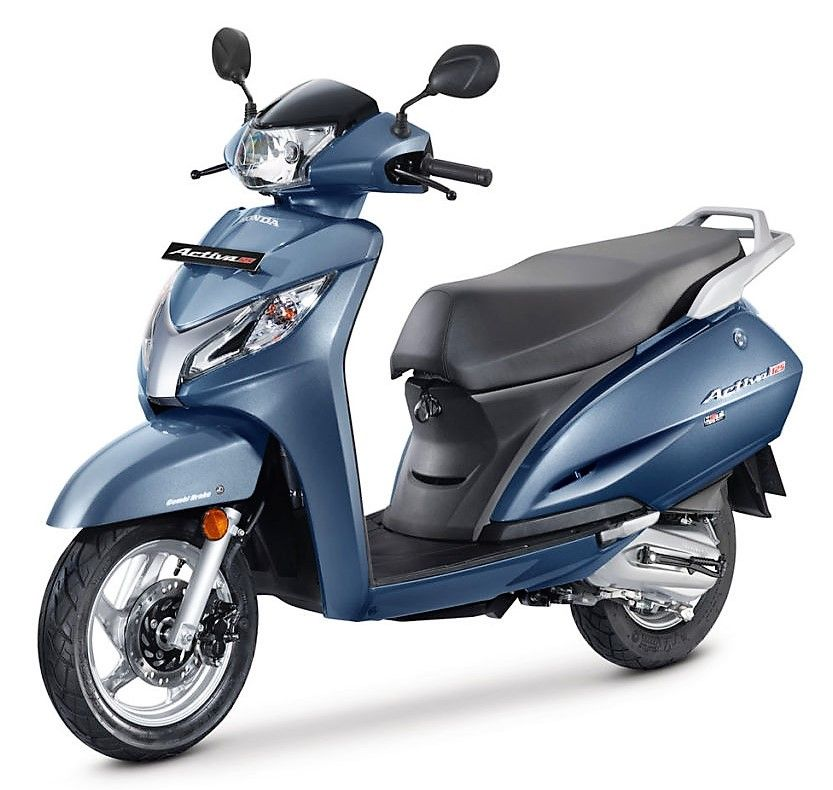 Top 20 Best-Selling Scooters in India (March 2018) | Maxabout Autos