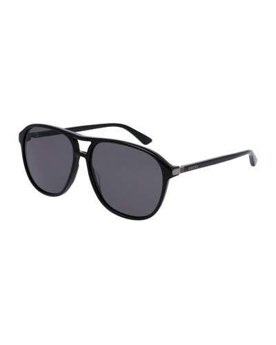 c3cbdf3eb291 Men s Acetate Aviator Sunglasses