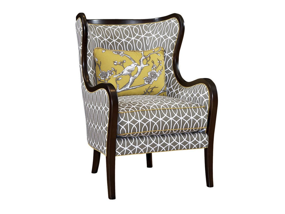 Lexington Upholstery Dakota Chair | Lexington Home Brands