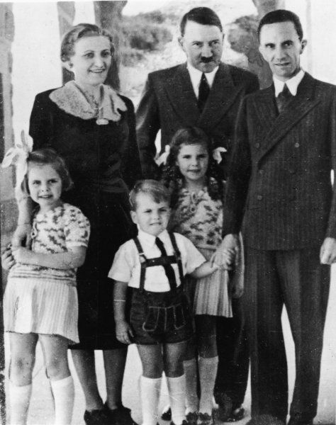 Who Really Poisoned The Goebbels Children Pinterest Chief