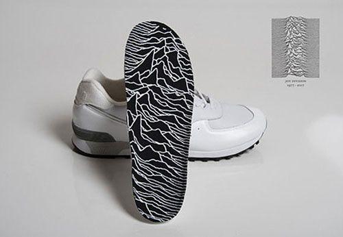 Peter Saville Joy Division shoes  cbb07c54b1