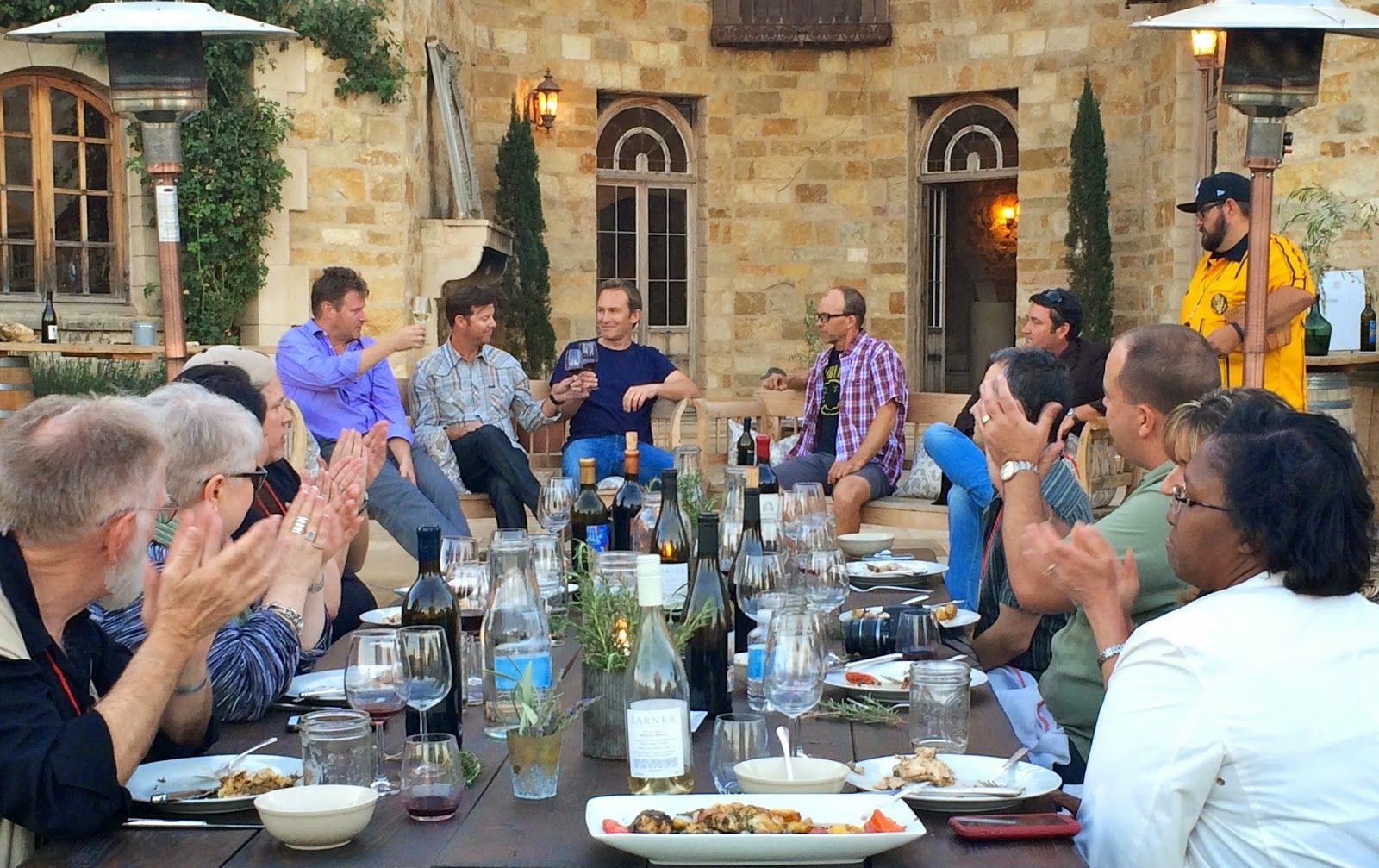 An evening with Santa Barbara County winemakers | spaswinefood