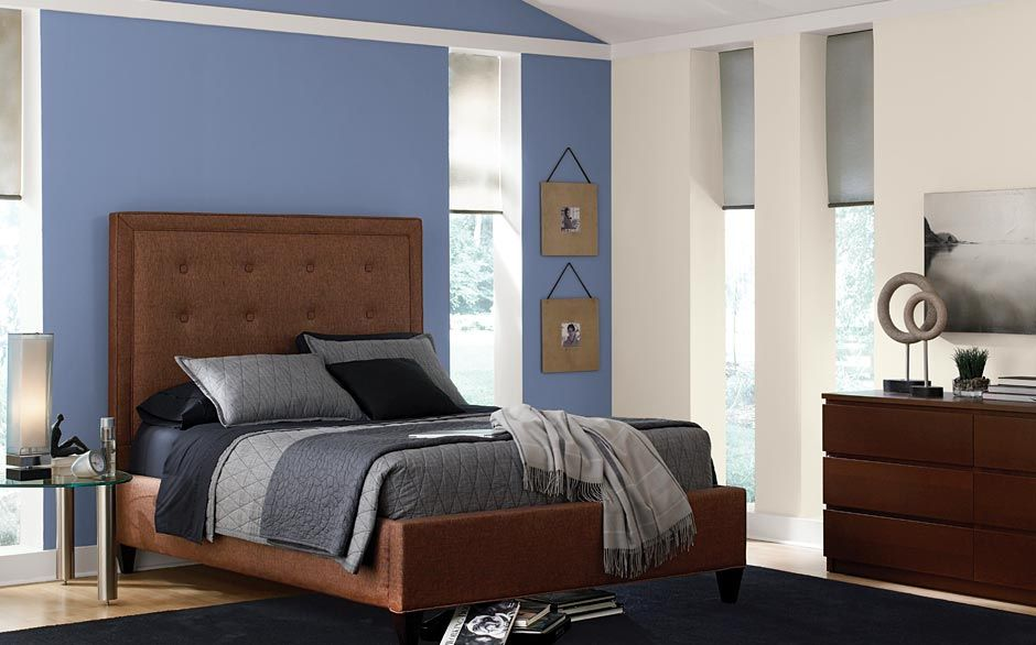 behr blueberry popover room colors bedroom colors on behr paint your room virtually id=63330