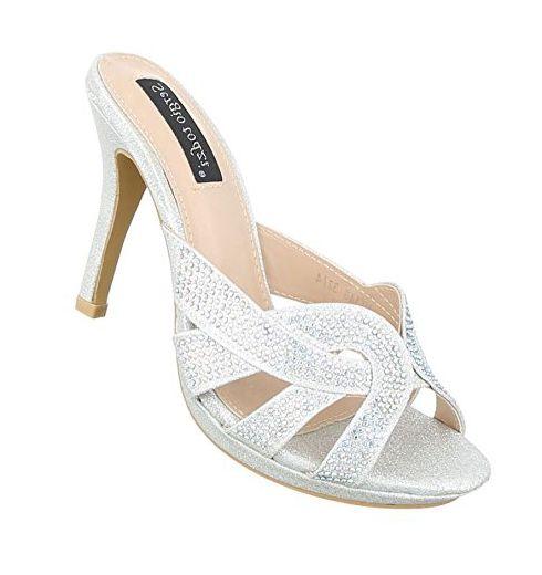 Damen Sandaletten Schuhe High Heels High Heels stiletto