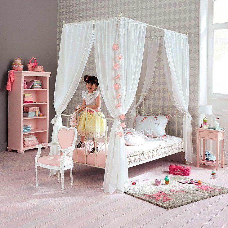 ideas para decorar un dormitorio romntico para nias