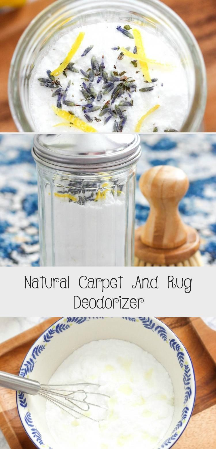 Remove carpet odor with this homemade Natural Carpet and Rug Deodorizer  This powder re Remove carpet odor with this homemade Natural Carpet and Rug Deodorizer&...