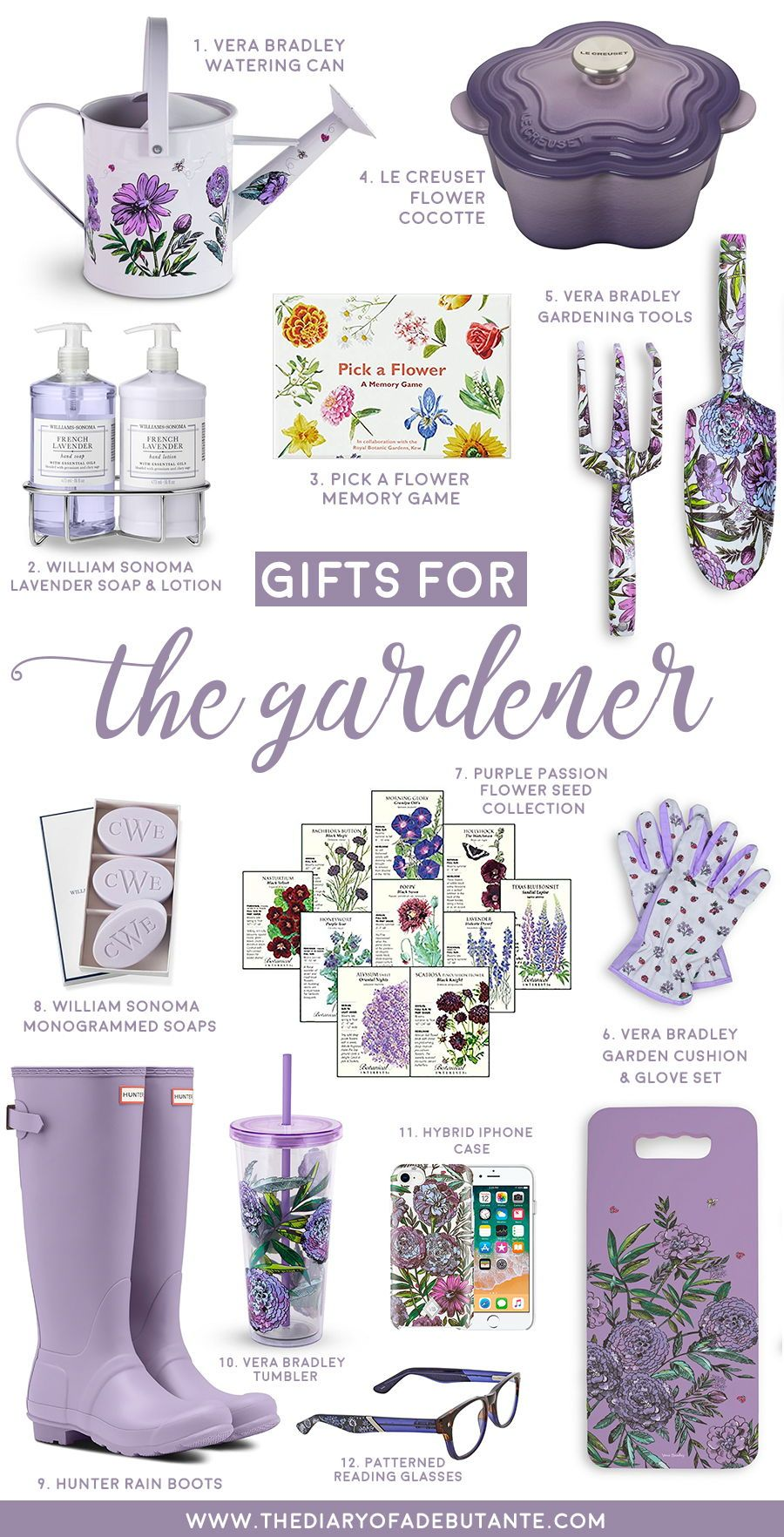 Does Your Mom Love To Garden In Today S Spring Gift Guide Steph