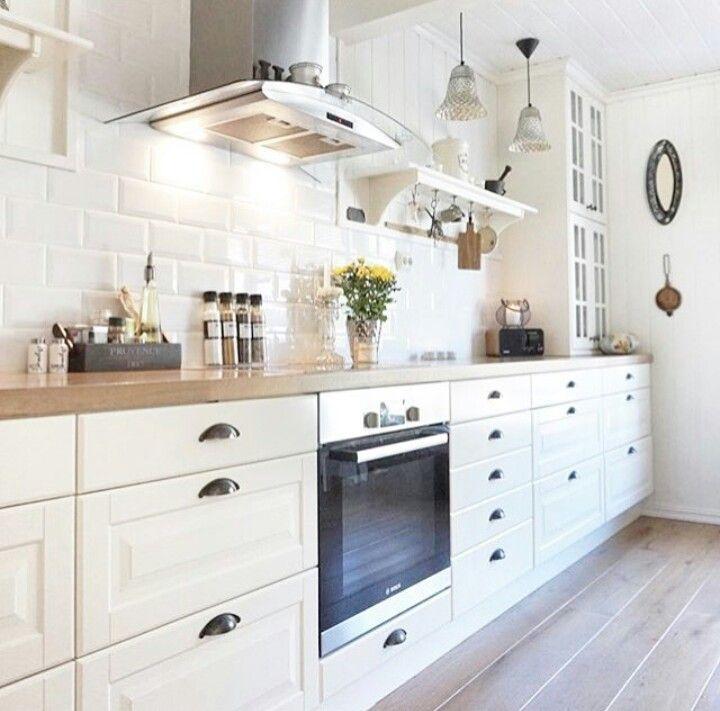 Cuisine En Bois Moderne 2019: Cuisines Maison, Cuisines