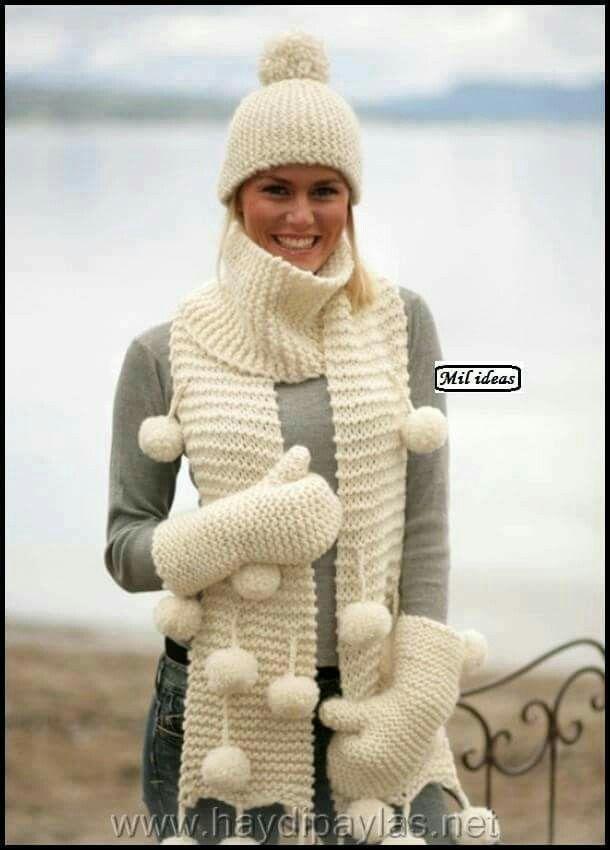 Pin de Noelia SGonzales en te todo a crochet | Pinterest