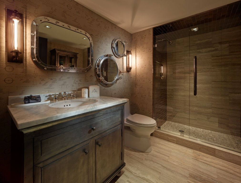 Rs3 Designs  Interior Design  Fort Lauderdale  Harbor Beach Cool Rustic Bathroom Hardware Design Inspiration