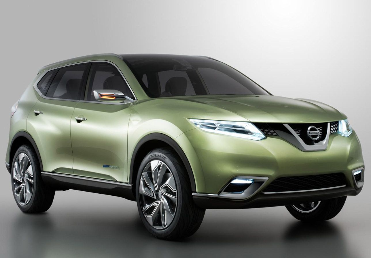 Nissan Rogue 2015 24 Photos Of The 2015 Nissan Rogue Debuts And