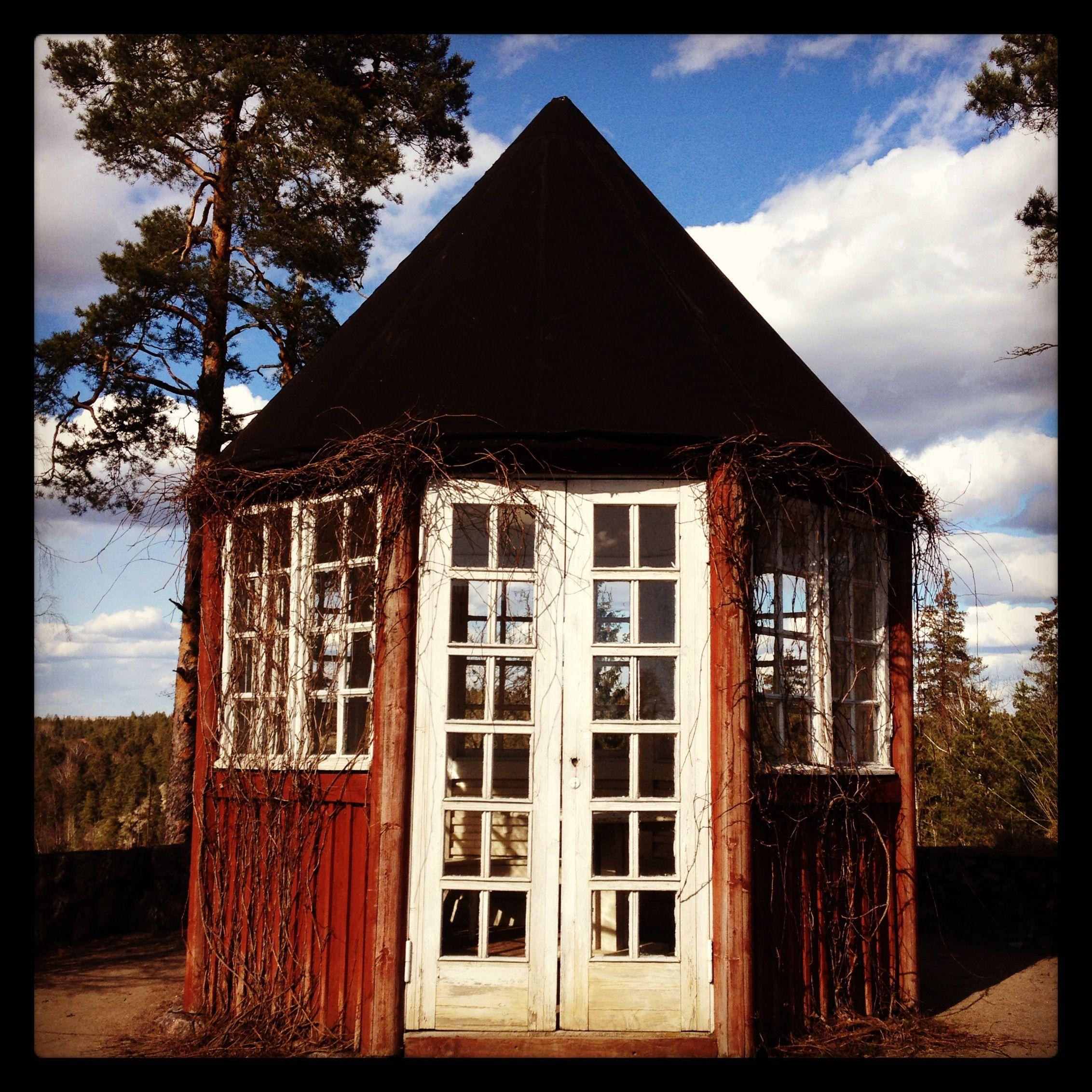 Hvitträsk garden, Kirkkonummi, Finland, home of Eliel Saarinen (photo: Elina Syrjänen)