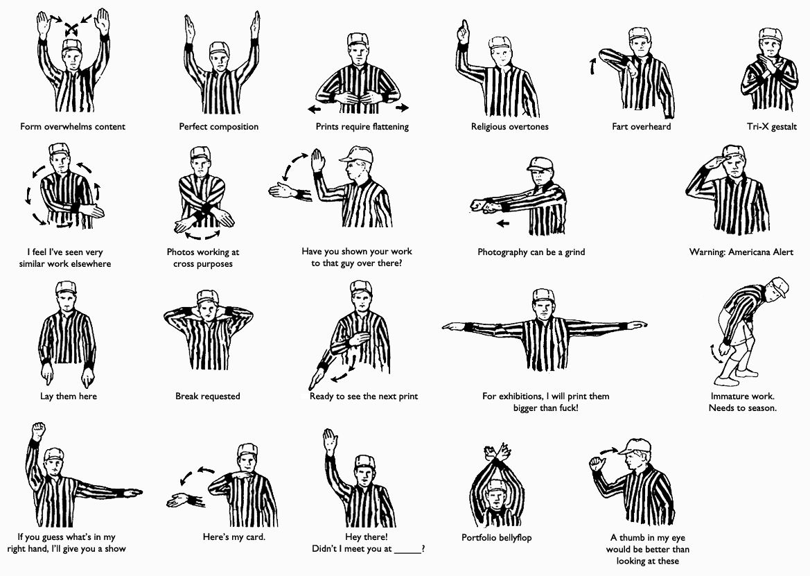 Portfolio Review Referee Signals