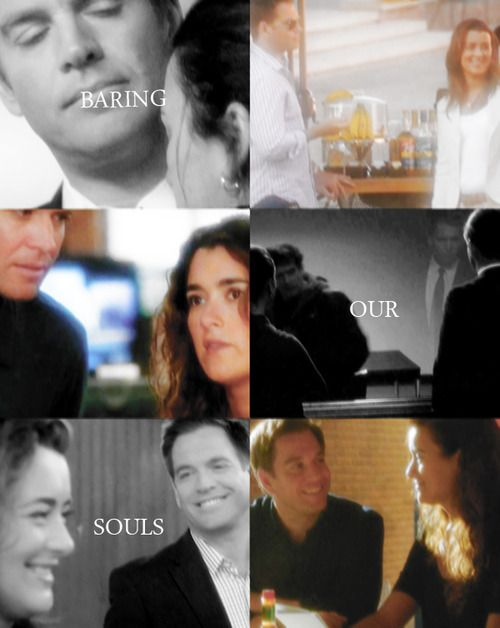 Baring our souls. Tiva. // NCIS