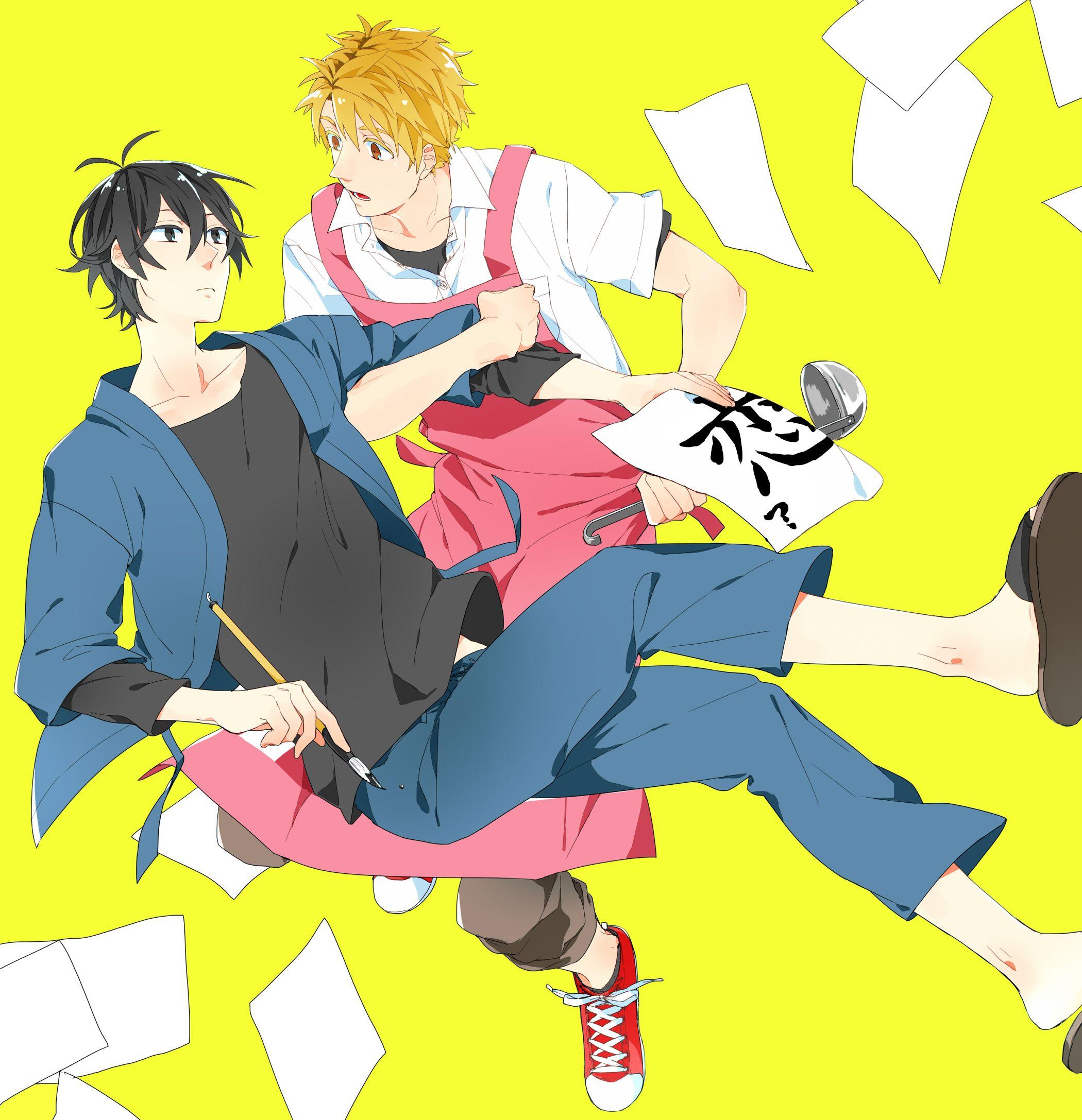 Barakamon Anime, Manga