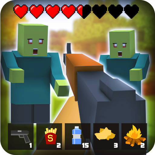Zombie Craft Survival V3 3 Mod Apk Awsome Craft Action Game And Zombie Thriller In The Craft Game Style Find Surv Zombie Crafts Horror Crafts Apocalypse World