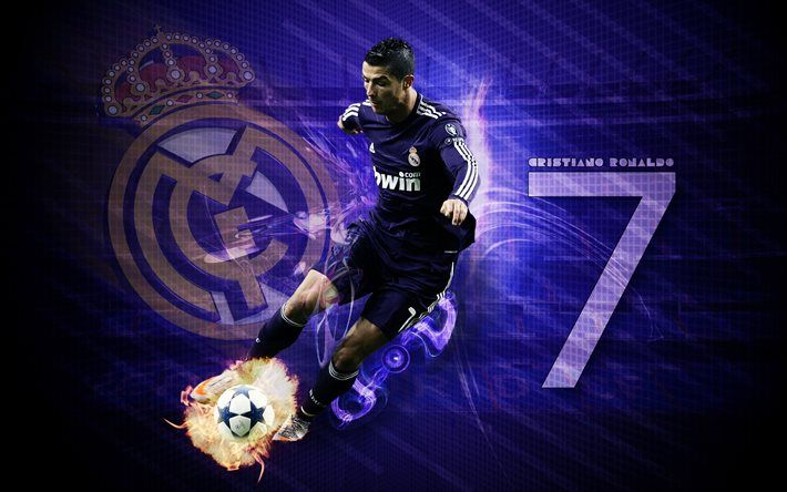 Download Wallpapers Cristiano Ronaldo Fan Art Cr7 Football Stars Fire Real Madrid Footballers Besthqwallpapers Com Madrid Wallpaper Real Madrid Wallpapers Cristiano Ronaldo Hd Wallpapers