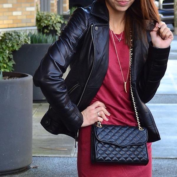 Rebecca Minkoff Quilted Mini Affair Convertible Crossbody Bag