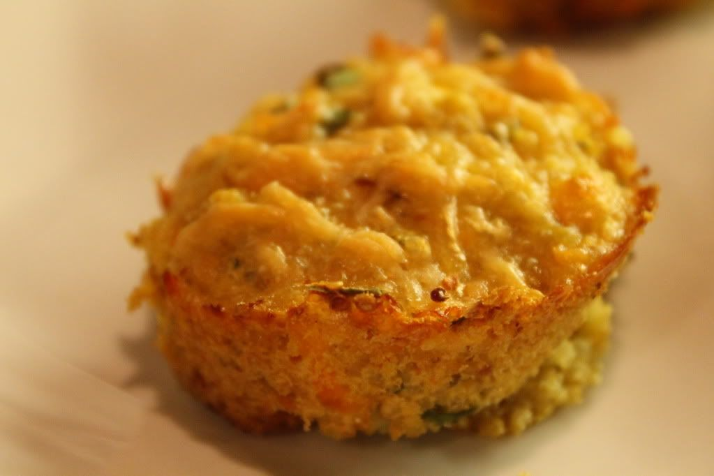 Day 356 – Parmesan Quinoa Bites | 366 Days of Pinterest