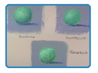 Pastel Techniques - 3 approaches - Repin This!