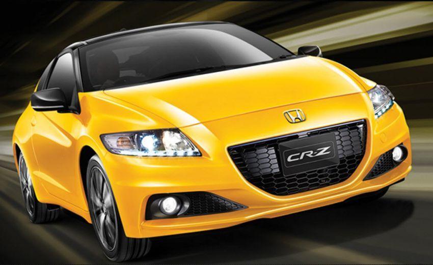2018 Honda CR-Z Concept Review - http://futurecarrelease.net/2018-honda-cr-z-concept-review.html