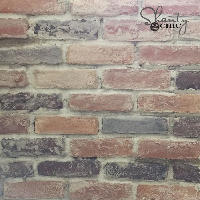 Easy Tutorial On How To Install A DIY Thin Brick Wall By