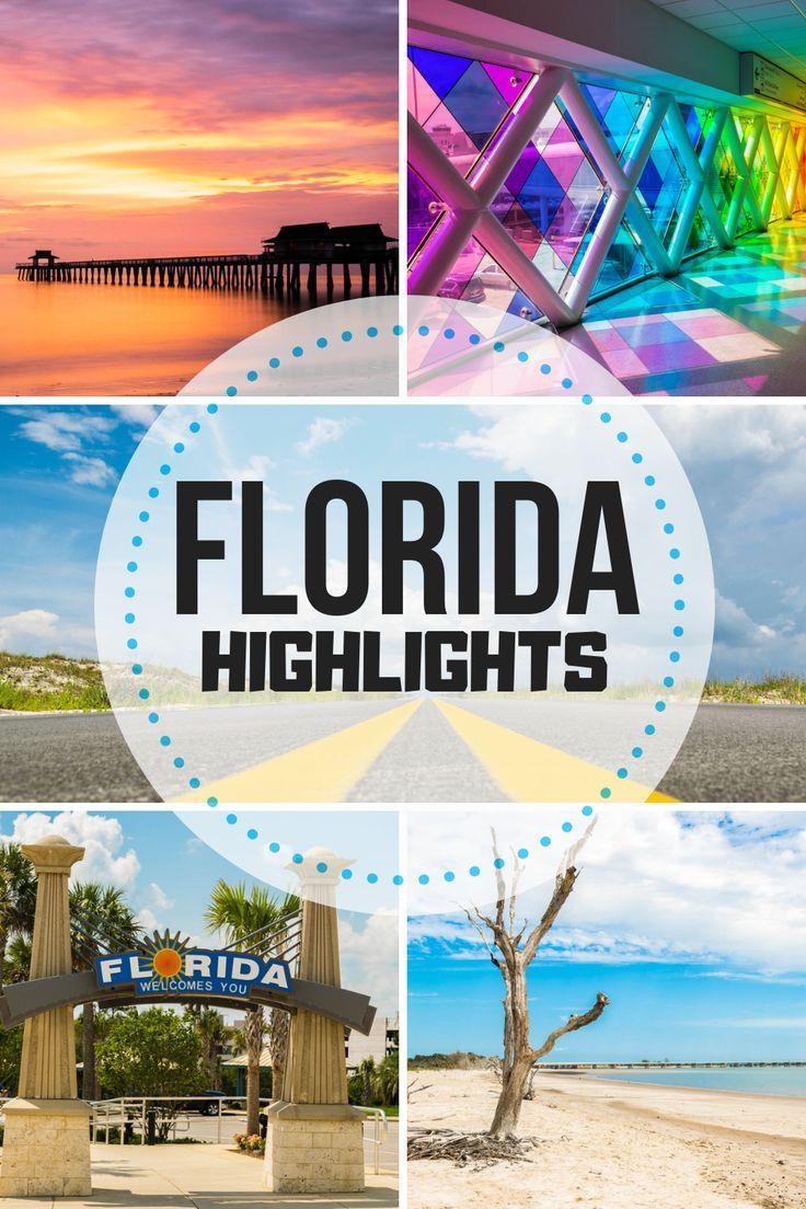 Florida Highlights - Unsere Florida Reise liegt schon eine Weile zurück. Ich berichte in meinem neuesten Artikel über die 3 Wochen Florida Rundreise. Ich zeige dir Florida Highlights, Florida Sehenswürdigkeiten und gebe Florida Tipps. #Florida #Urlaub #Reisen #Sehenswürdigkeiten #USA #SunshineState #vacationdestinations