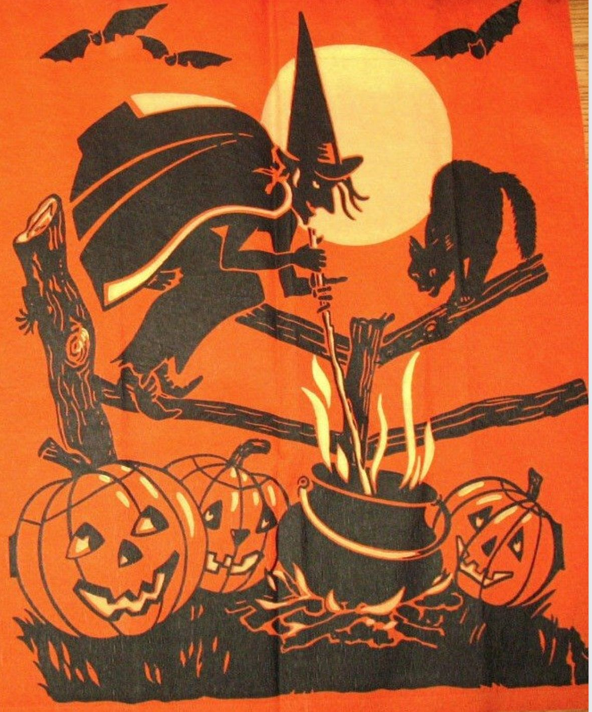Vintage Halloween Cards Pinterest