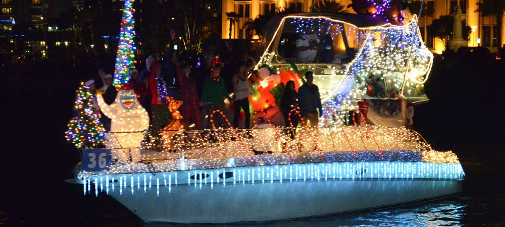 San Diego Bay Parade Of Lights Adorable San Diego Bay Parade Of Lights  T R A V E L H O L I D A Y S Inspiration Design