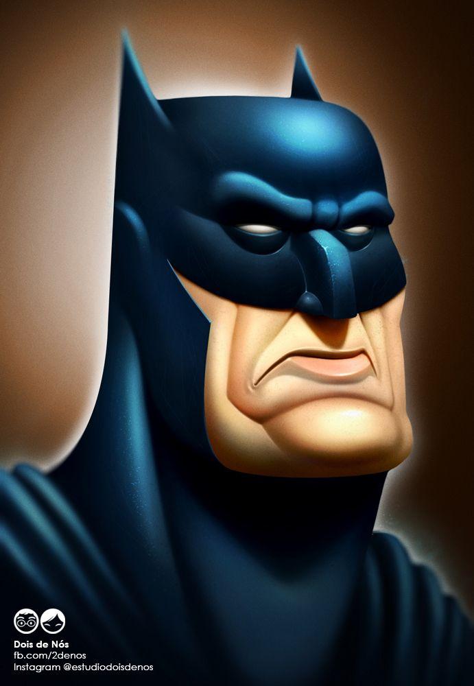 The Batman on Behance