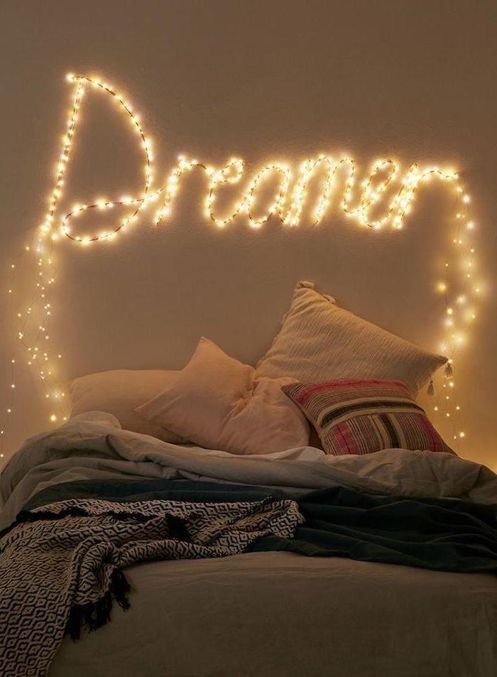 Schlafzimmer Gemütlich Gestalten, Träumen, Kissen, Decke, Ideen, Gemütliche  Gestaltung Des Zimmers