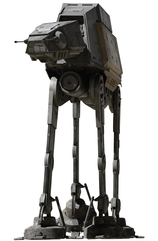 At Act Walker Transparent Png Stickpng Star Wars Ships Star Wars Imperial Walker Star Wars Images